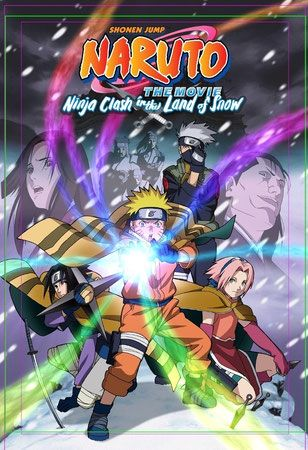 Peliculas y Ovas de Naruto/Shippuden - Mundo Naruto