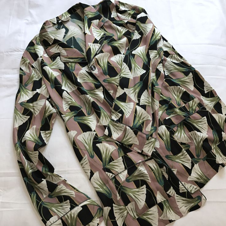 Pajama with prints