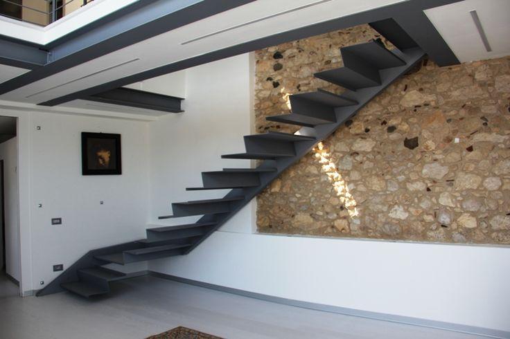 Oltre 25 fantastiche idee su scale esterne su pinterest - Scale esterne moderne ...