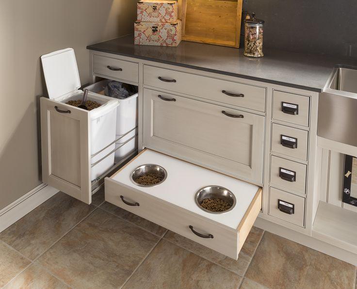 Pet Parlor | Wood-Mode | Fine Custom Cabinetry