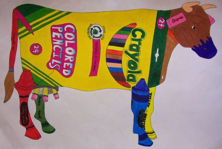 The Lost Sock : Art Cow Parade coming to Mineola, Texas! - Use school Mascot (EOY project for next year)