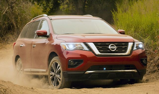 2019 Nissan Pathfinder SV Specs and Price