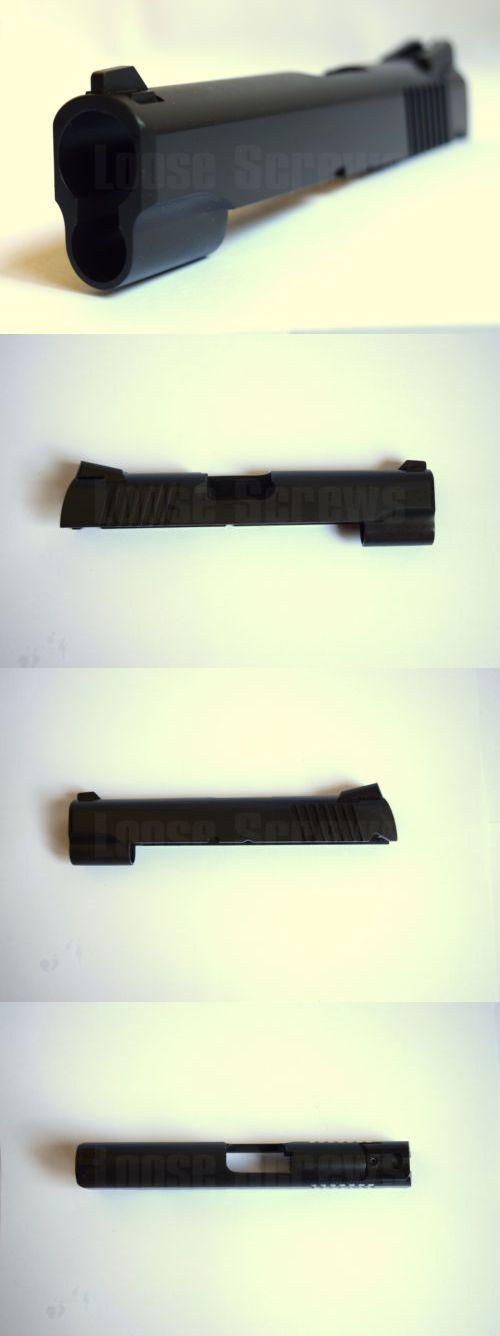 Pistol 73944: Rock Island Armory 1911 Slide 9Mm Commander 4.25? Wide Serration Snag Free -> BUY IT NOW ONLY: $109 on eBay!