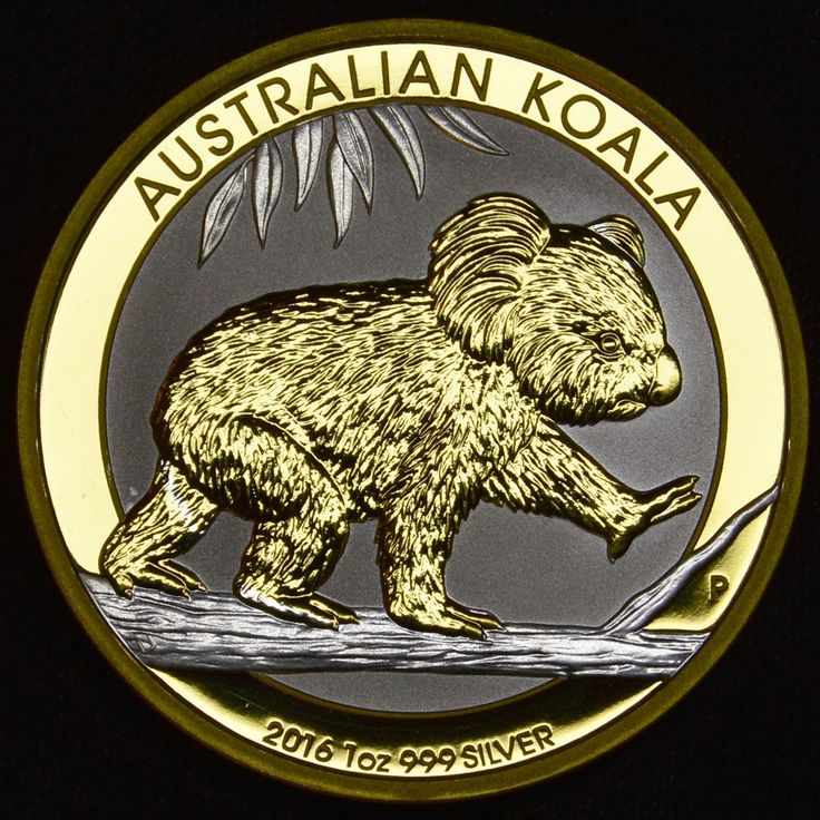 Item specifics    									 			Circulated/Uncirculated:   												Uncirculated  									 			Country/Region of Manufacture:   												Australia   							 							  24K Gilded 2016 Australian Koala 1 oz .999 Silver Coin Special Gilding Details  Price : $63.00  Ends on : 2 weeks Order Now