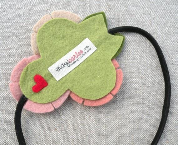Best 25 Felt Headband Ideas On Pinterest Felt Flower