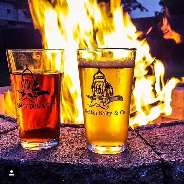 CHECK IT OUT  @saltydoginc -  Reppin Drinks are on the house! Get your pint glasses and bottle openers today. Send us your pics sportin our Gettin' Salty Gear. Go to http://ift.tt/2i36qQX  Stay Safe but Salty. . .  #firetruck #firedepartment #fireman #firefighters #ems #kcco  #flashover #firefighting #paramedic #firehouse #firstresponders #firedept  #feuerwehr #crossfit  #brandweer #pompier #medic #firerescue  #ambulance #emergency #bomberos #Feuerwehrmann  #firefighters #firefighter #chiver…