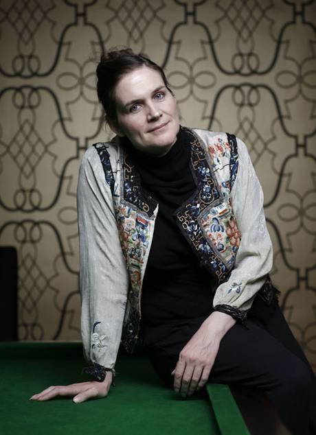 Sophie Fiennes - #filmmaker