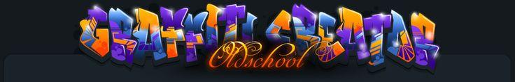 Graffiti Font - Oldschool