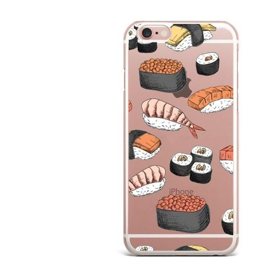 cover iphone 5s sushi