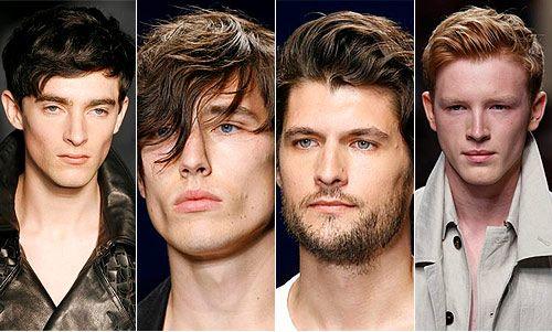 Tendencias peinados de #primavera2016 para ellos!!