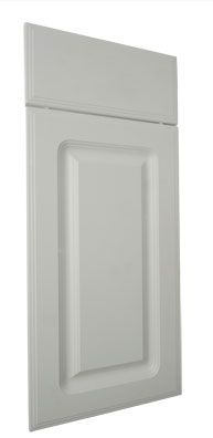 This Clean, Classic Varese Is A Raised Panel, 3D Laminate Door With Stepped  Edge