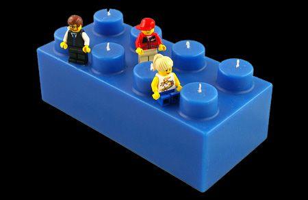 LEGO Candle