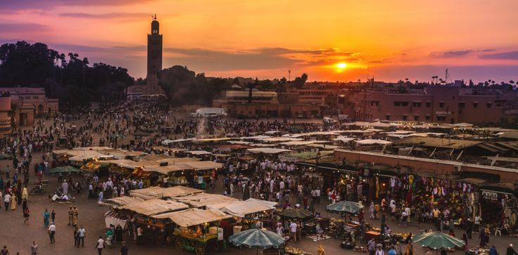 So what IS the hottest region? It may surprise you: Morocco!