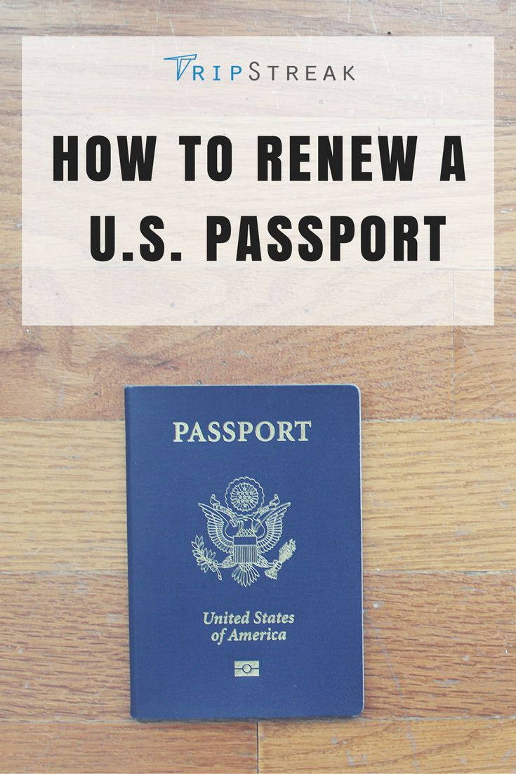 How To Renew A Us Passport  Click For Detailed Instructions! Travel Tips