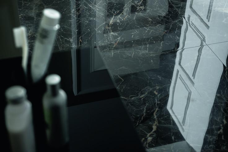 #Marazzi   #Allmarble   #bathroom   #marbleeffect   #floortiles