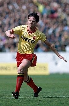 Martin Patching Watford 1983
