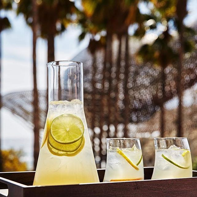 At Hotel Arts Barcelona, we perfect our #lemonade the classic way with still…