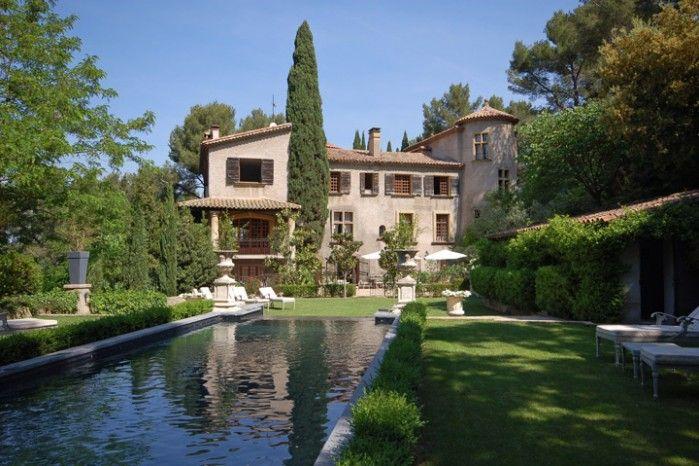 Chateau Cezanne - Aix en Provence