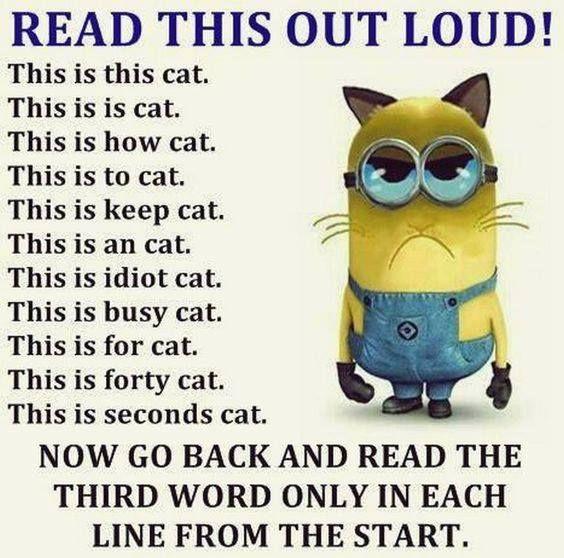 Pure genius!