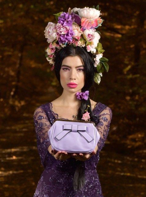 Poze Geanta L'Arc Purple