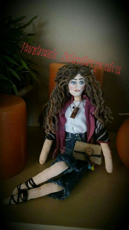 Doll,fabric,personalized