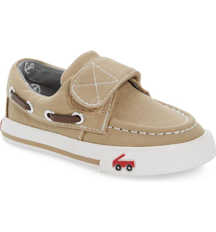 Main Image - See Kai Run Elias Sneaker (Baby, Walker & Toddler)