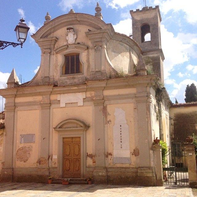 Perdersi per le #Colline Pisane #Toscanadascoprire #Libbiano #Peccioli
