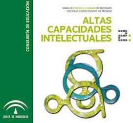 ADEACMUR: Manual de atención al alumnado con necesidades específicas de apoyo educativo, por presentar altas capacidades intelectuales