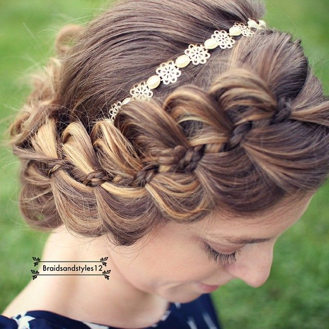 53 best updo hairstyle images on pinterest beauty stuff black a elegant holiday braided updo christmas updo perfect for any occasion braid 1 pmusecretfo Images