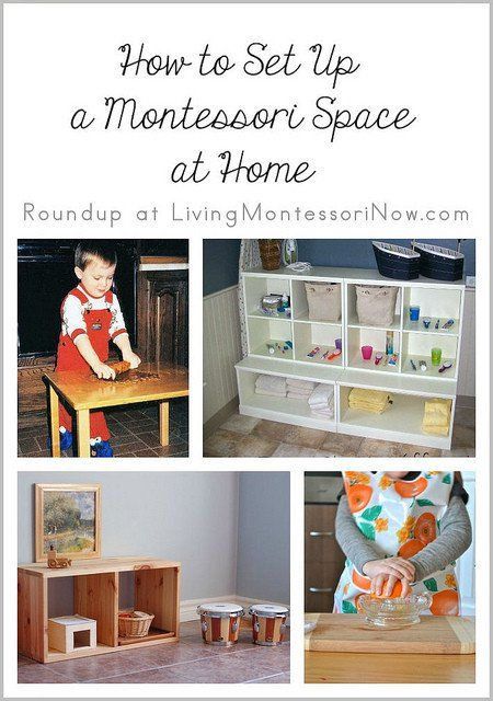 Blog post at LivingMontessoriNow.com : Setting up a Montessori space at home is something any parent can do – because it can be designed to fit any home and any family. A Monte[..]