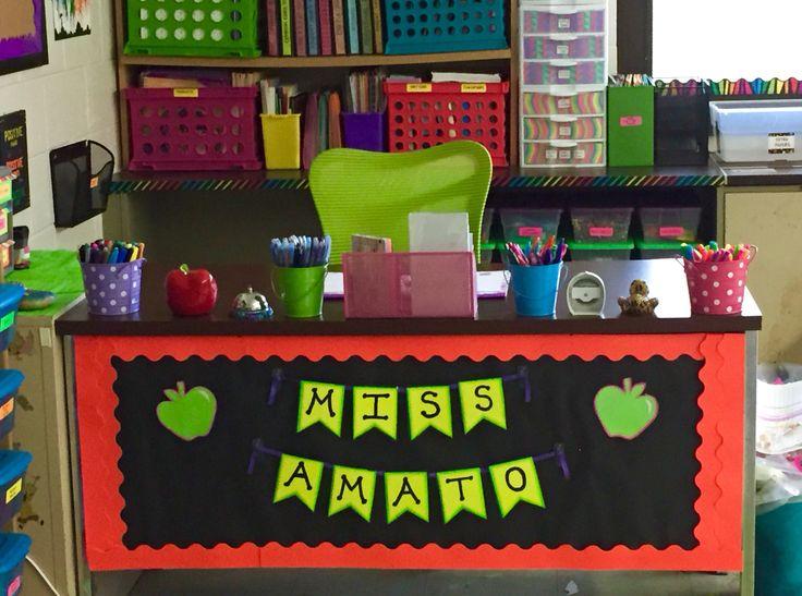 Classroom Desk Design ~ Best my classroom images on pinterest decor