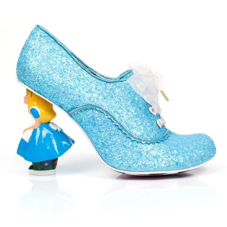 Day dreaming amid the daisies of a glittering journey? These will transport you there. 'Tea With Alice' Limited edition Irregular Choice - Alice in Wonderland collection gently drifting into stores worldwide TOMORROW 12pm! #IrregularAlice www.irregularchoice.com