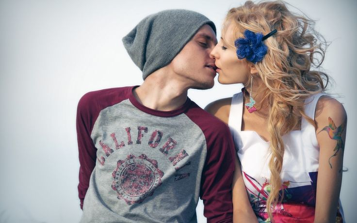 Romantic Love Couples  Kissing Wallpapers 1920×1200 Kiss Image Wallpapers (42 Wallpapers) | Adorable Wallpapers