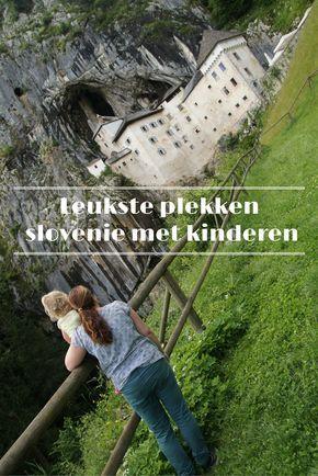 Slovenië met kinderen, een prachtig land met kastelen, natuur en helderblauwe rivieren en meren.