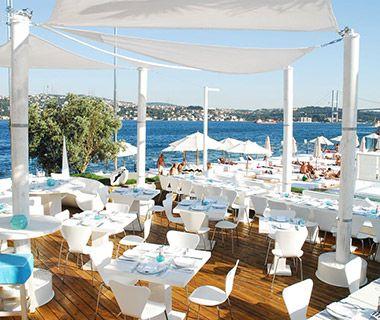 Coolest Floating Restaurants: 360istanbul Suada