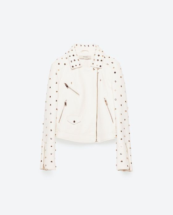 24 best clothes ideas images on pinterest nordstrom fashion Anne Klein Espadrilles image 11 of leather effect jacket from zara
