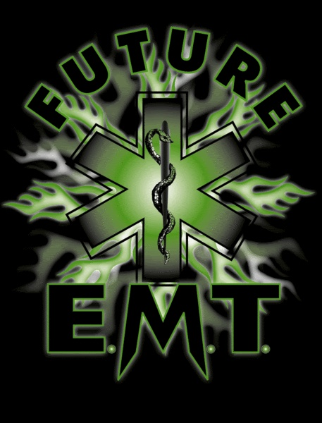 I will be an EMT
