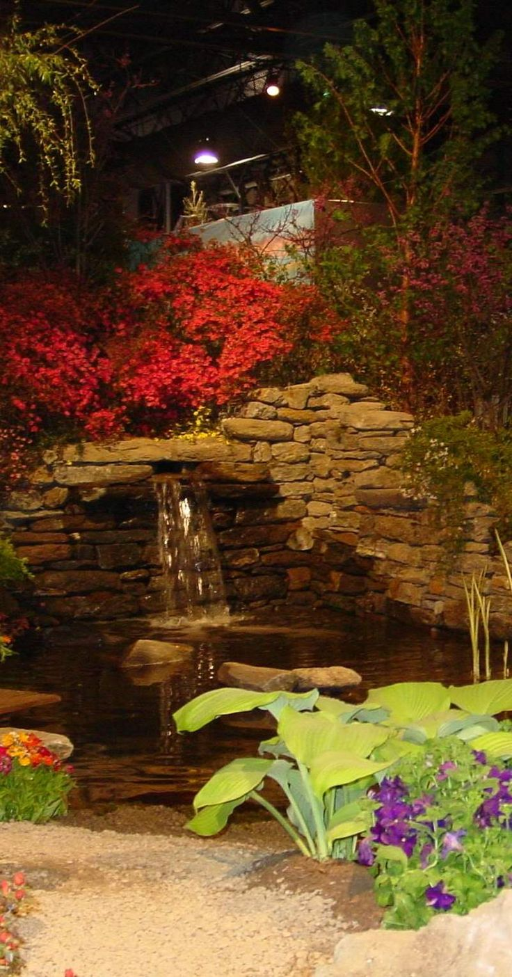 best 25 garden waterfall ideas on pinterest diy waterfall