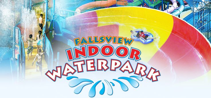 Fallsview Indoor Waterpark Package - Comfort Inn, Niagara Falls Canada