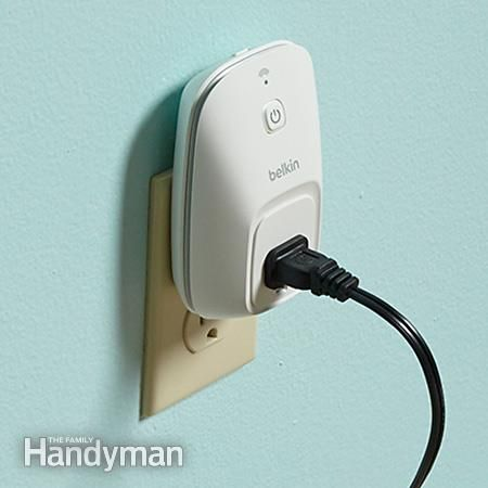 Add a switched outlet to your DIY home automation network. - DIY Home Automation System Switch anything from anywhere http://www.familyhandyman.com/electrical/wiring/diy-home-automation-system/view-all