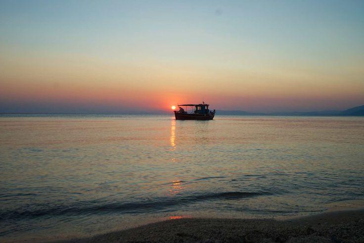 Lefokastro beach - Pelion - Greece