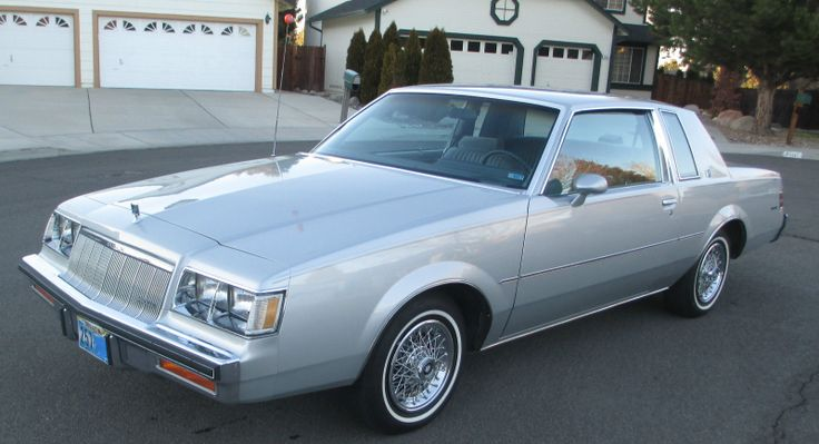 1985 Buick Regal base