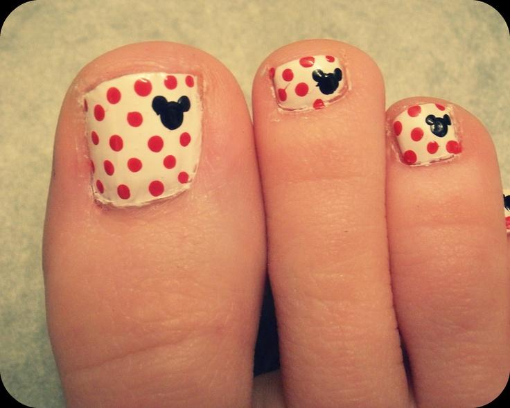 easy DISNEY dotting tool pattern - love