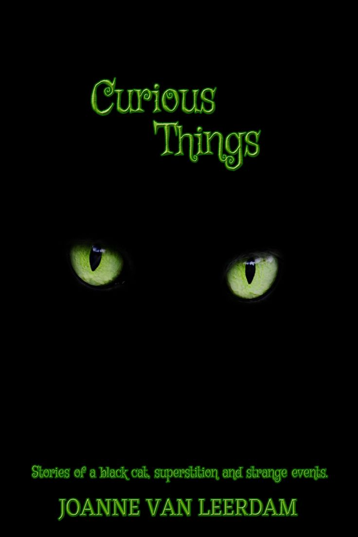Curious Things. Stories about a black cat, superstition and strange events.   Friday is a black cat with a lucky habit of being present when curious things take place.  He's highly intelligent, fiercely loyal and devilishly handsome.   If you've ever wished for karma to move a little faster, indulged in uncharitable thoughts about certain annoying people, or suspected that having a black cat cross your path was not quite as unlucky as people seem to think, this book is for you.