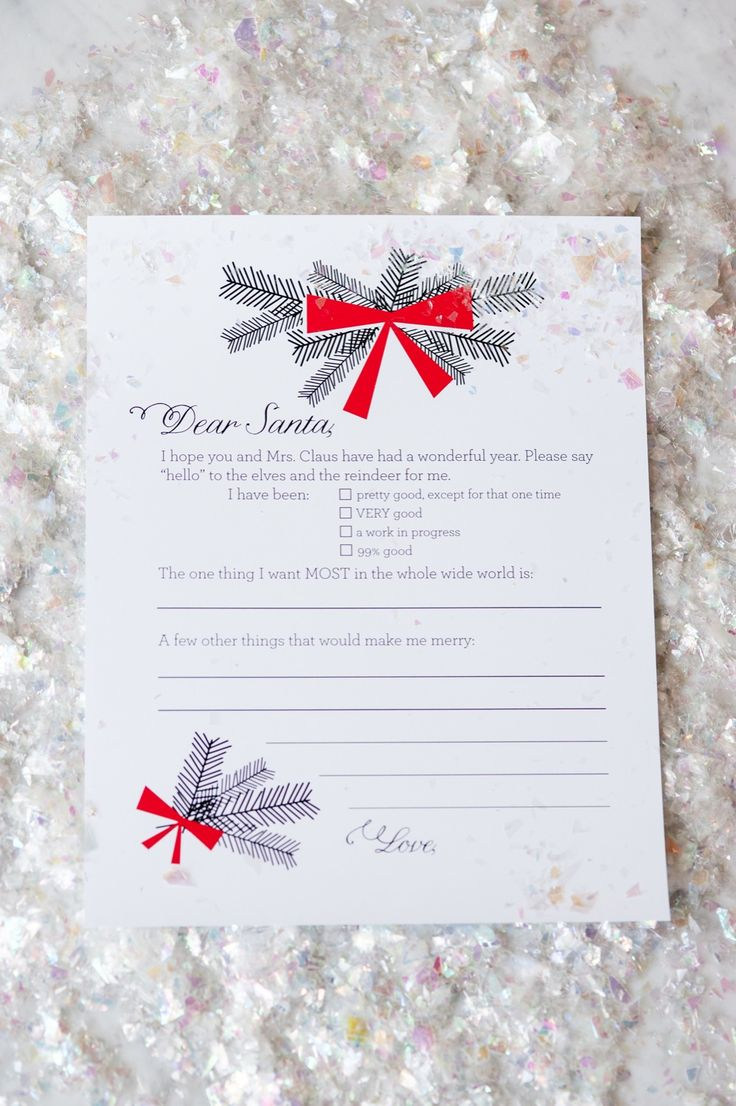 the 25 best santa wish list ideas on pinterest letter to santa
