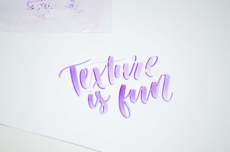 Create unique effects using tombow dual brush pens
