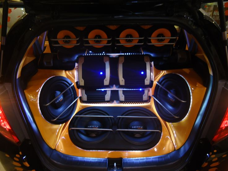 Future Car Audio System Fitted in Honda Jazz