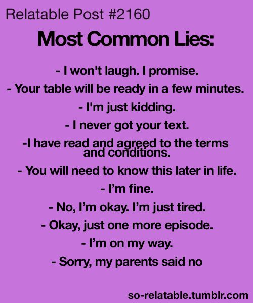 : Quotes, Stuff, Sotrue, Truth, Funny, Common Lies, So True, Commonlies
