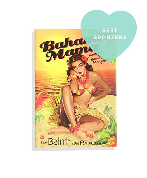 Best bronzer 2013 total beauty - No. 2: The Balm Bahama Mama Bronzer, $20  Highly pigmented but has not shimmer, matte bronzer
