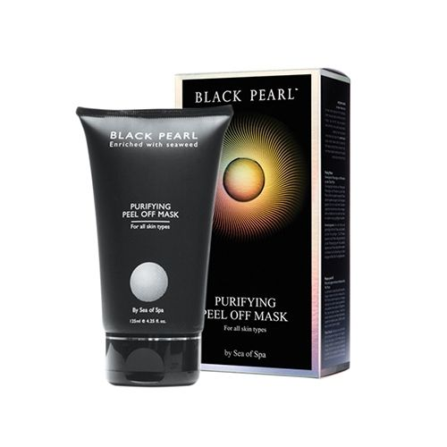 Purifying Peel Off Mask Black Pearl